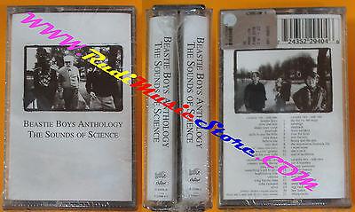 2 MC BEASTIE BOYS Anthology The sounds of science SIGILLATO SEALED cd lp dvd vhs