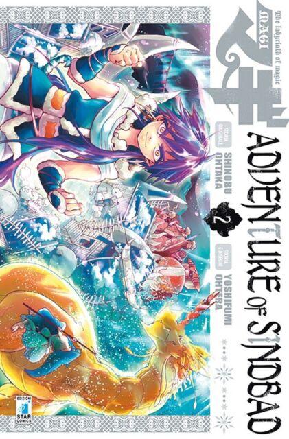 MAGI Adventure of Sindbad N° 2 - Starlight 274 - Star Comics - ITALIANO #NSF3