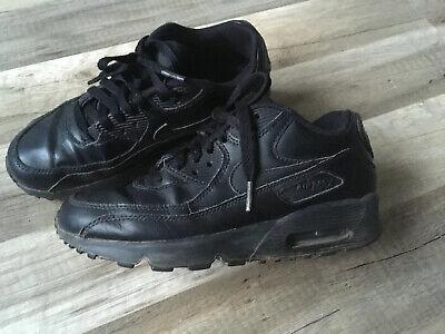 Details zu NIKE Air Max 1 BR Breathe Gr 37,5 dark grey black grau schwarz 644443 002 NEU