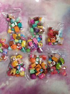 Shopkins-Random-Mixed-Bundle-of-15-All-seasons-some-rare-and-no-doubles