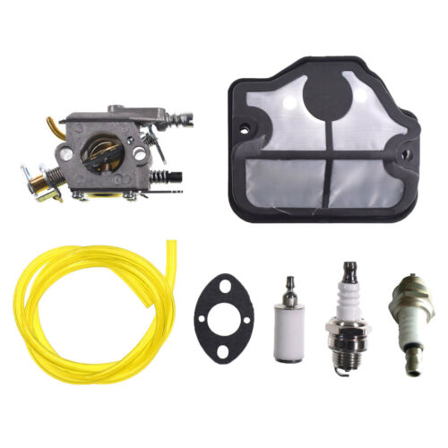 Carburetor Kit Fit Husqvarna 36 41 136 137 141 142 Chainsaw Zama C1Q-W29E Carb