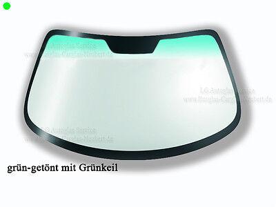 VW AMAROK 4T 2009- grün Autoglas Frontscheibe Windschutzscheibe Montage Möglich