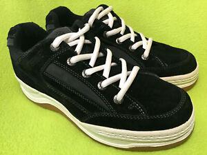 Men's WOLVERINE Black Steel Toe Tennis