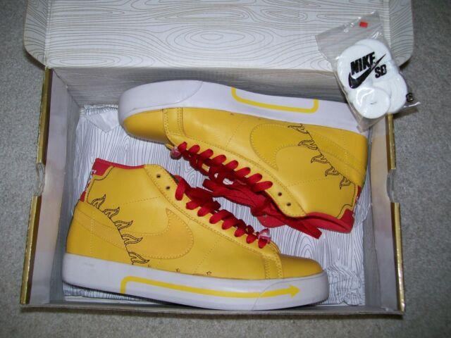 Size 7 - Nike SB Blazer Premium x Michael Lau China BMX 2008 for ...
