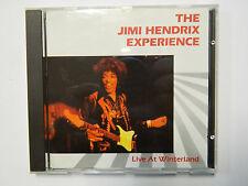 THE JIMI HENDRIX EXPERIENCE - Live at Winterland - CD ALBUM  Polydor 8472382