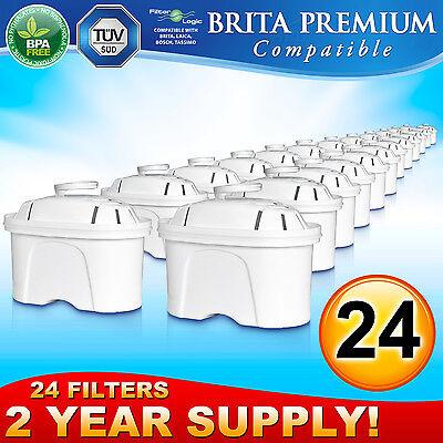 24 x Brita Maxtra Premium Compatible FL402 Replacement