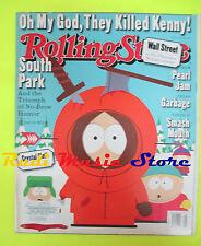 ROLLING STONE USA MAGAZINE 780/1998 South Park James Iha Garbage Sonny Bono Nocd