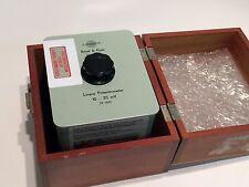 BRUEL & KJAER ZR-0001 LINEAR POTENTIOMETER 10 - 35mV                      ae1z16