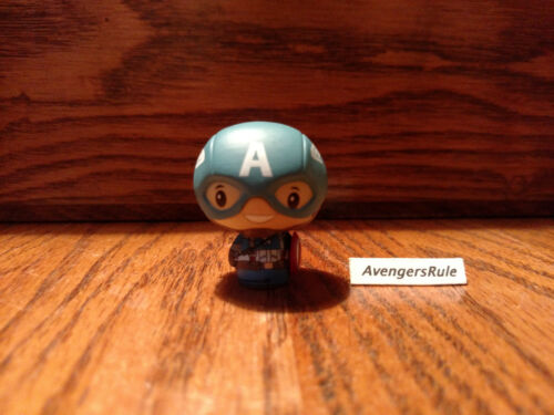 Marvel Studios First Ten Years Pint Size Heroes Mystery Mini-Figure Cap America