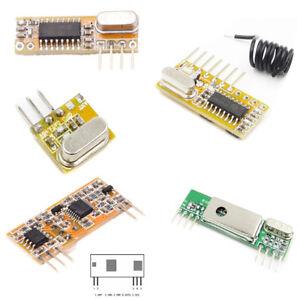 Kabellos 433Mhz Superheterodyne Receiver RXB8/6 RXB14 RXB12 RXC6 for Arduino/AVR