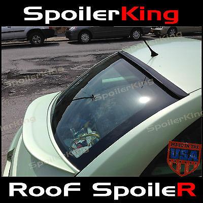 RETURN - (284R) VW Volkswagen Beetle BUG 1997-2010 roof wing spoiler window NEW