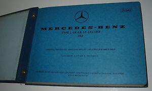 Ersatzteilkatalog-Mercedes-LKW-L-LK-LS-LF-LKo-1313-352-Stand-Mai-1971