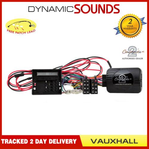 DS-VX003 Volante Control Tallo Cable Adaptador Para Vauxhall Corsa D 2007 />