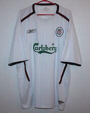 Liverpool England away shirt 03/05 Reebok Size XXL