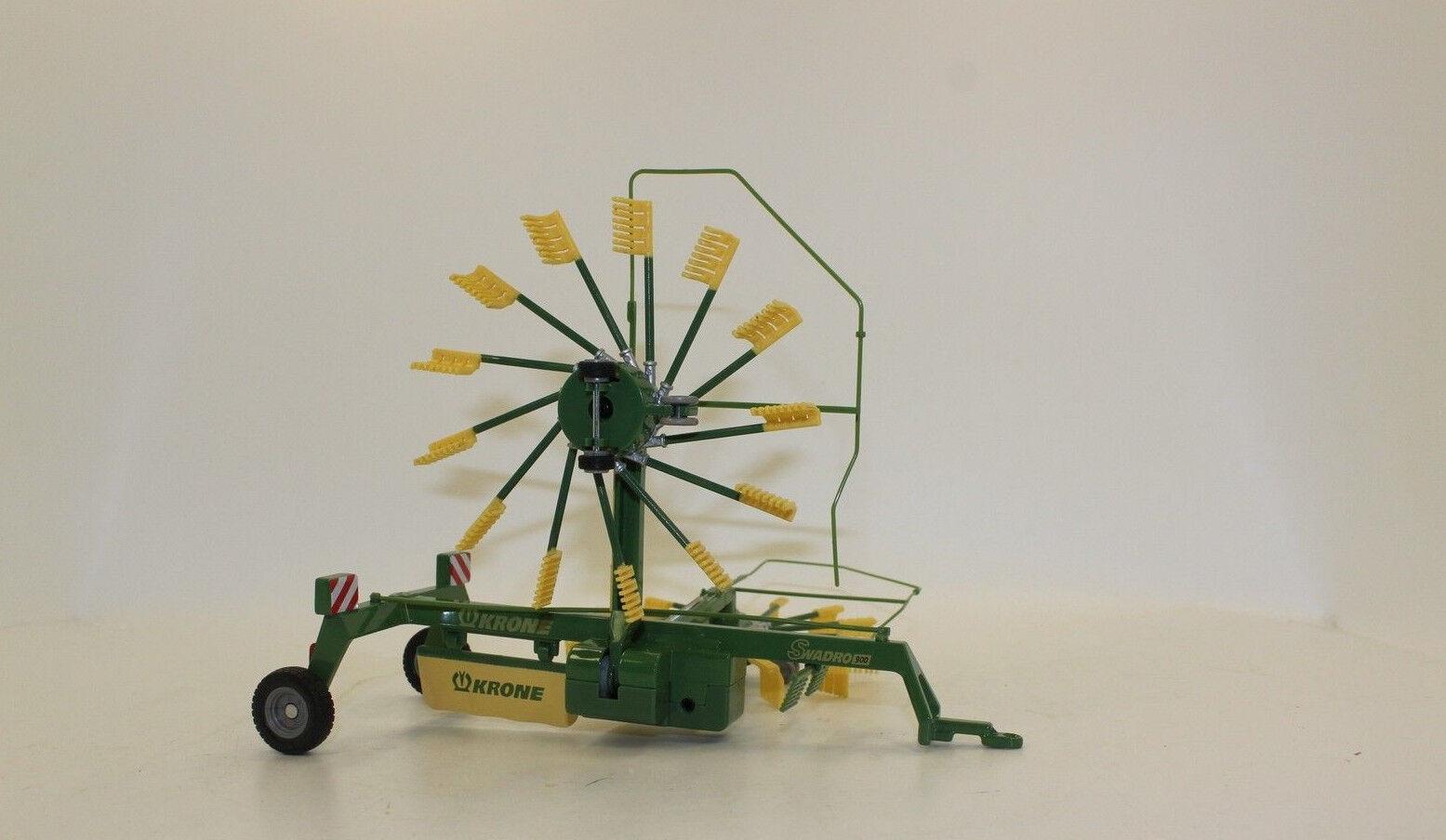 Siku 6782 2 Sistema rojoativo Rastrillo Farmer Tractor 1  3 2 Nuevo en Emb. Orig.