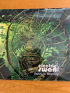 Electric Swan - Swirl In Gravity // LP - 1. Italy-Pressing 2012 - NEW & Sealed