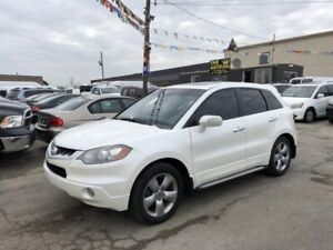 2008 Acura RDX TURBO SH-AWD ACCIDENT FREE!!!