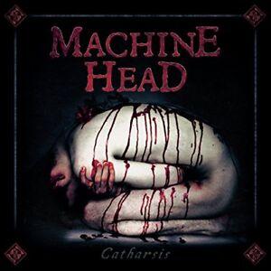 Parche-imprimido-Iron-on-patch-Back-patch-Espaldera-Catharsis-MACHINE-HEAD