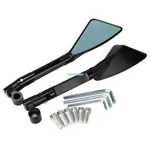 CNC-Universel-10mm-8mm-Retroviseur-Mirroir-Pour-Moto-Scooter-Quad-Honda-Yamaha