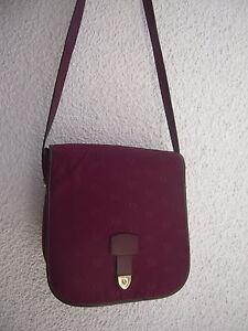 Sac à main Christian Dior toile   cuir TBEG Authentique   vintage ... dae01747fb3