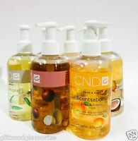 Cnd Creative Nail Scentsations Hand & Body Wash 8.3oz/245ml Variety Choice