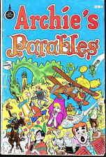 ARCHIE'S PARABLES F, Jughead Veronica & Betty app., Spire Christian Comics 1973