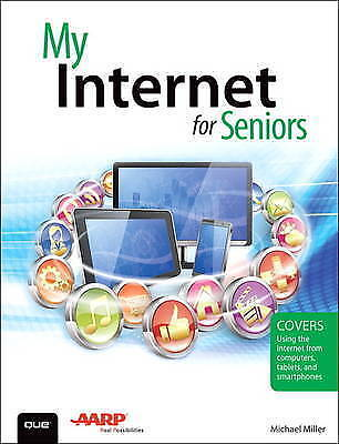 1 of 1 - My Internet for Seniors-ExLibrary