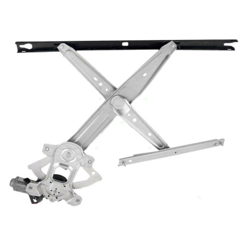 Power Window Regulator fits Ford Super Duty Pickup Excursion Driver Front Motor