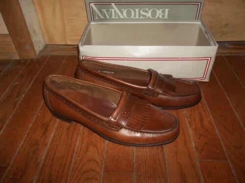 New 5 Boston uomo per ginnastica Vintage 11 Scarpe Leather Straps 24123 da RwXFXqdg
