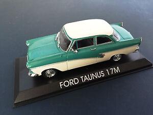 Ford Voiture Ixo Sur Auto Car Taunus 17m B51 Détails Ist Legendary 143 hsoQtdxBrC