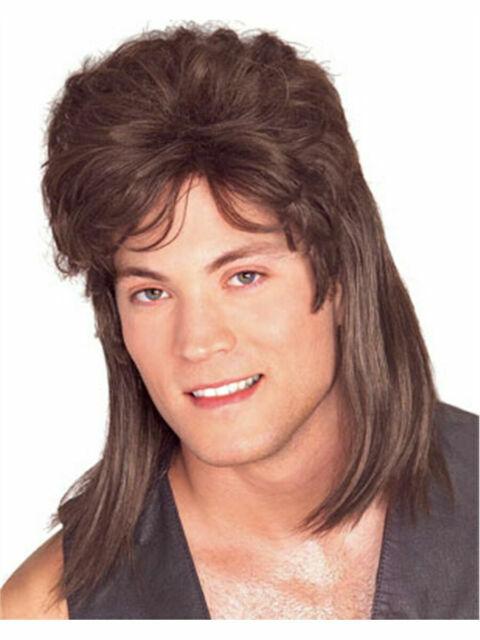Mullet Wig 80s Costume Mullet 80s Wig Redneck Wig Trailer Trash 51164