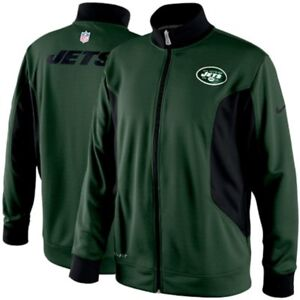 New-NIKE-New-York-Jets-Empower-Knit-Performance-Jacket-Green-NFL-USA