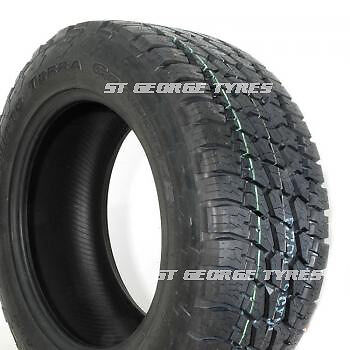 1 X 285-60-18 2856018 NITTO TERRA GRAPPLER BRAND NEW ALL TERRAIN TYRES