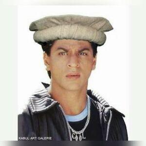 Image is loading Pakol-100-Wool-Afghani-pakul-Hat-Chitrali-cap- c9f56ef0c4a