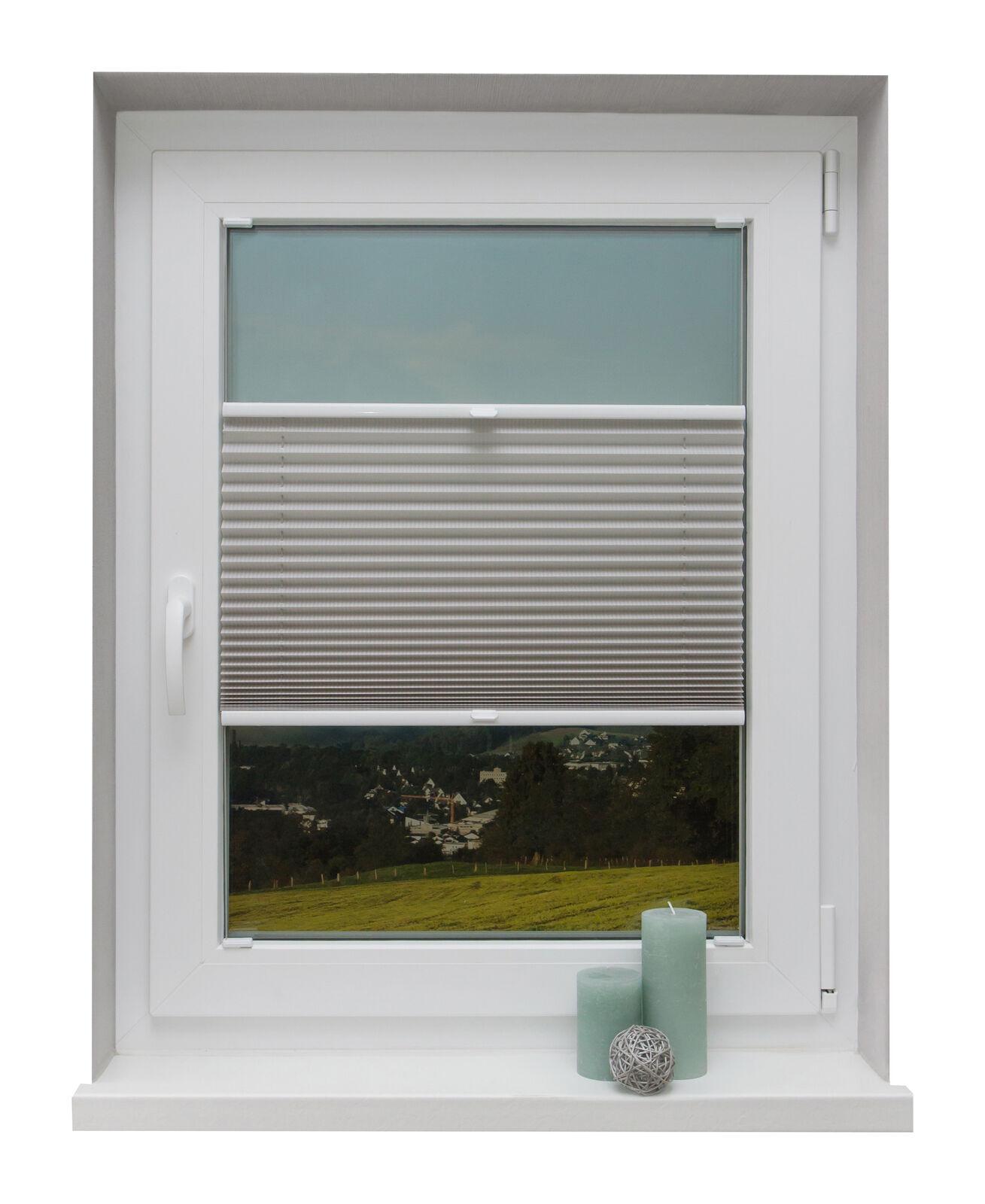 Preishit zanzariere su misura argentoo Fusion Stripe Per Montaggio Finestre Barra di vetro