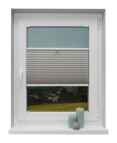 Preishit plissé sur mesure argent Fusion Stripe pour Fenêtre Montage glasleiste