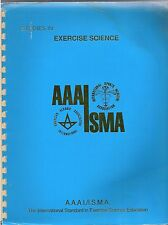 Studiesin Exercise Science, Step Aerobics Personal Trainer & Nutrition manual