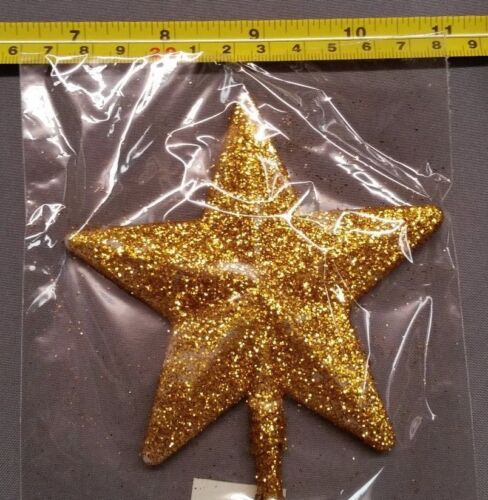"12 x 18/"" Glitter Star Wands Princess Fairy Magician Party 6 Gold /& 6 Silver"