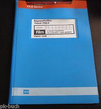 Reparatiefilm Microfich VW Passat B3 35i 4-cil. inspuitmotor mech. gedeelte
