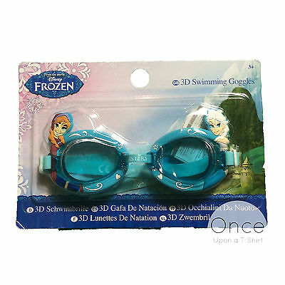 PRIMARK Childrens DISNEY Anna and Elsa Frozen Swimming Goggles