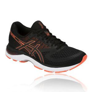 Asics-Femme-Gel-Pulse-10-Chaussures-De-Course-Baskets-Sneakers-Noir-Sport