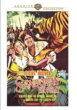 SANDOKAN THE GREAT - (1965 Genevieve Grad) Region Free DVD - Sealed