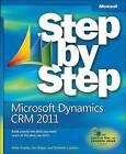 Microsoft Dynamics CRM 2011 Step by Step by Mike Snyder, Jim Steger, Brendan Landers (Paperback, 2011)