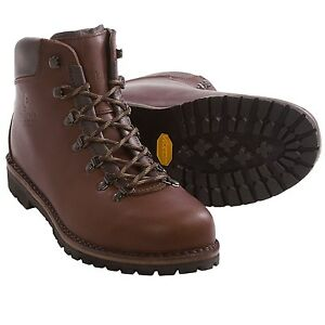 12 M ALICO TAHOE men&amp039s Classic Hiking Boots - Made in Italy