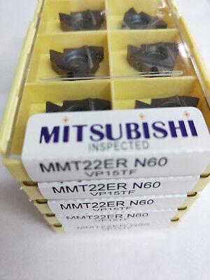 50pcs MITSUBISHI MMT22ER AG60 VP15TF New Carbide Inserts