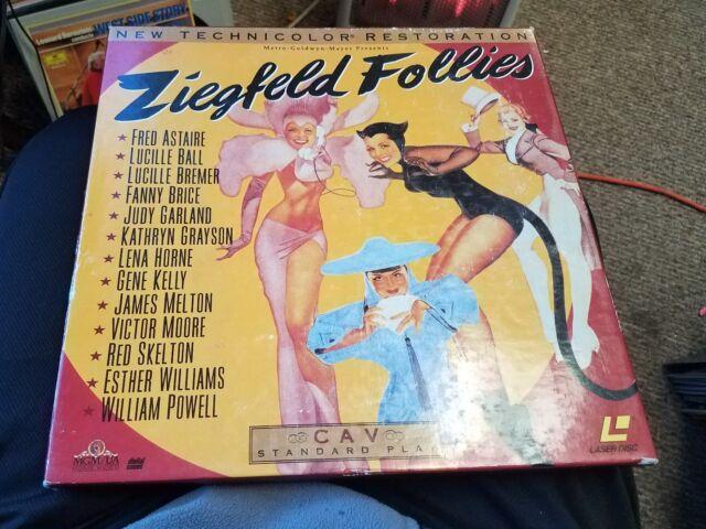 Ziegfeld Follies (Laserdisc CAV)