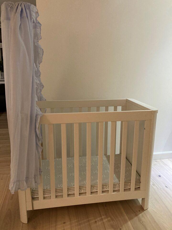 Tremmeseng, My Baby Room Soft Mini cot, Nypris: 2000