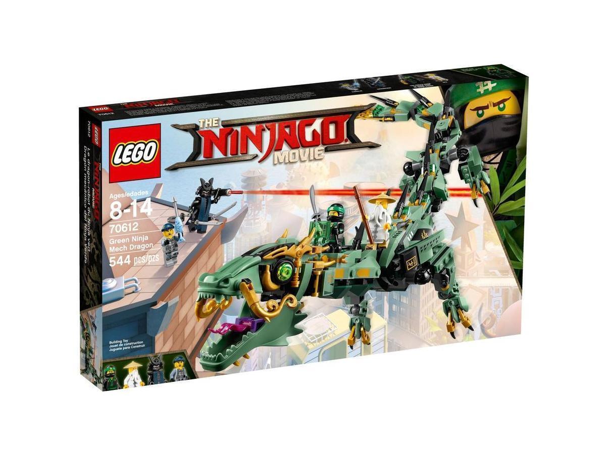 ampia selezione LEGO NINJAGO 70612 - DRAGO MECH MECH MECH NINJA  distribuzione globale
