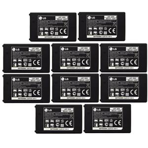 KIT-10x-LG-LGIP-340N-950-mAh-Replacement-Battery-for-LG-GR500-Rumor-2-Tritan