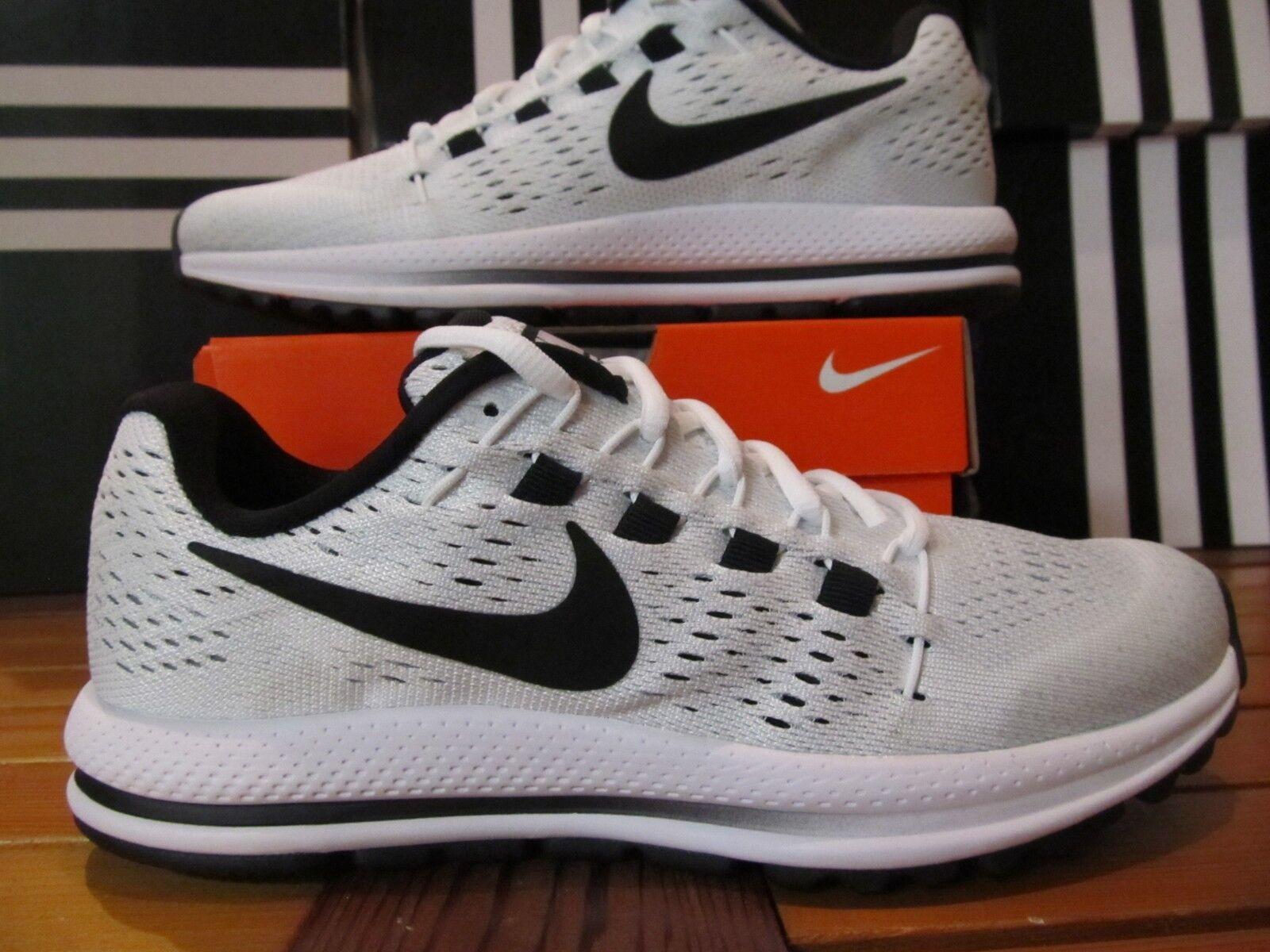 Donna Nike Air Zoom Vomero 12 bianca Nero Platnm 7.5 863766 100 Scarpe da Corsa | On-line  | Uomini/Donne Scarpa